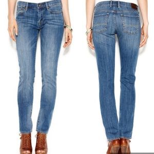 EUC Lucky Brand Sweet n Straight Jean